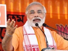 Modi poll campaign