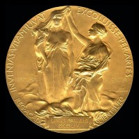 Nobel medal for Chemistry