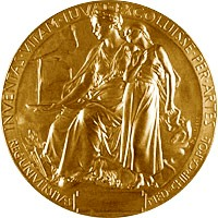 Nobel medal for Physiology (medicine)