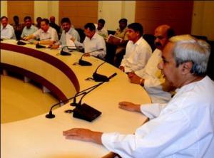 nabakalebara meeting