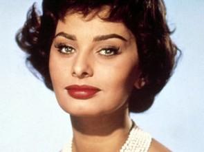 Sophia Loren in 1950s