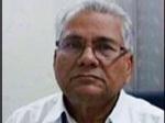 Laxmidhar Mishra , Former Union Labour Secretary
