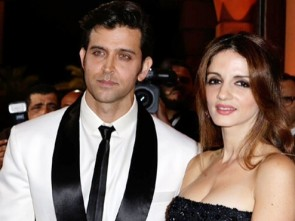 File pic of Hrithik with Sussanne