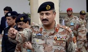 Lt Gen Rizwan Akhtar