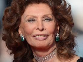 Sophia Loren Now