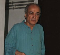 Senior Journalist Lalit Ppattajoshi at the CBI  office Pic: Biswaranjan Mishra