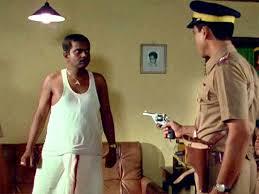 Sadashiv Amrapurkar in Govind Nihlani's Ardh Satya (Pic Courtesy: rediff.com)
