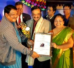 Best Corporate Leader to Mr. DK Saraogi