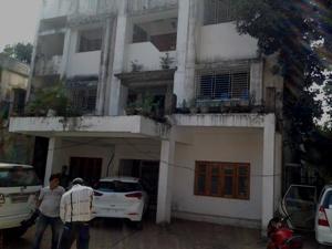 IT raid at the house of builder Aditya Narayan Mahasupakar