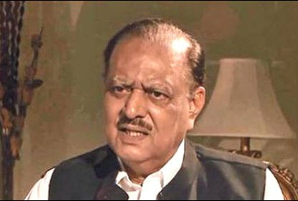 Mamnoon Hussain (Courtesy www.pakistantoday.com.pk)