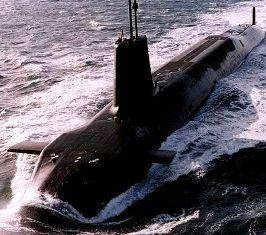 Nuclear submarine Arihant