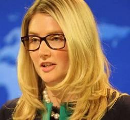 State Dept spokesperson Marie Harf