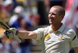 Brad Haddin: Susceptible to bouncer?