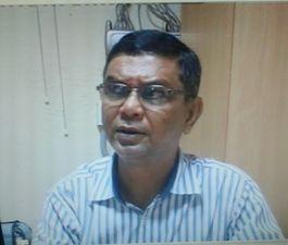 Arrested DSP Pramod Panda