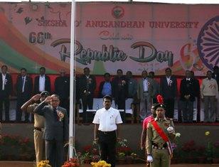 66th R-Day celebration at SOA Varsity