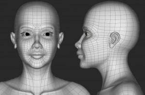 3D facial imaging