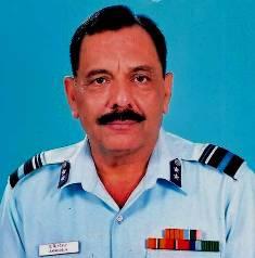 Air Mashall Anil Khosla