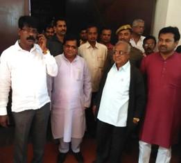 House panel at Jharpada jail