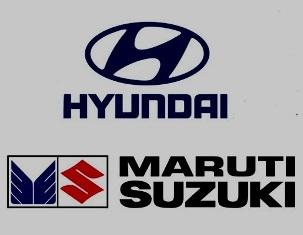 Hyundai Maruti logo