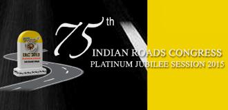Indian Roads Congress-2015