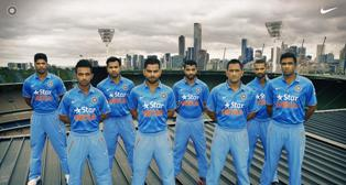 Indian team photo