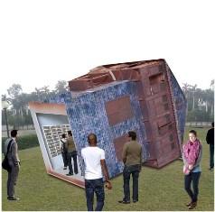 KASHMIR FLOOD ART EXHIBITION