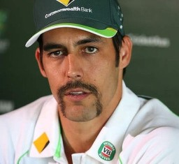 Mitchell Johnson (3 for 30)