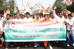 YC protest on land ordinance