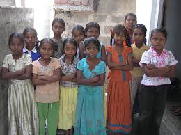 girl child labourers