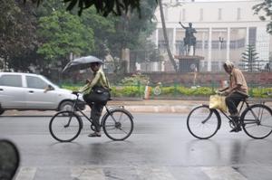 rain in bhubanweswar