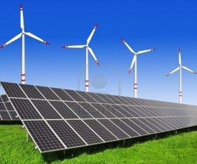 solar wind power