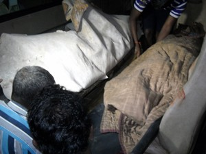 triple murder in bharatpur