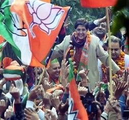 BJP poll campaign