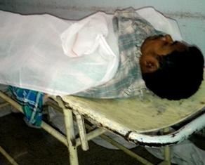 Body of Tudu Sikaka