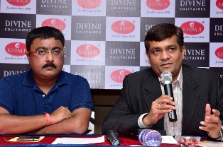 Divine Solitaires ties up with Khimji Jewellers