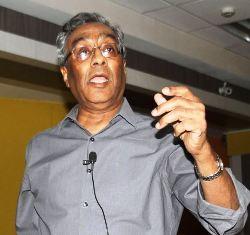 Prof SD Mahanti