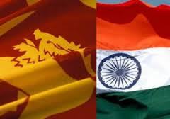 INDIA SRILANKA FLAG
