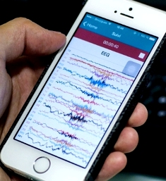 Mobile appfor for detection of epilepsy