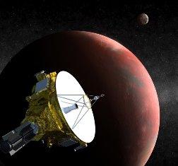 NASA pic of Pluto
