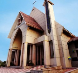 St Alphonsa Church