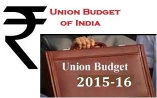 Unin Budget 2015-16