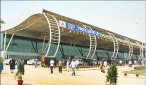 Biju Patnaik airport in Bhubaneswar