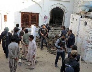 blast in Pak Shia mosque