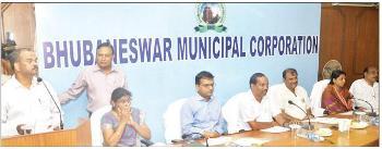 bmc council meeting