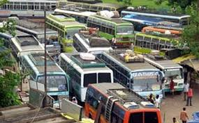 Bus Strike In Odishas Umerkote Leaves Commuters In The Lurch