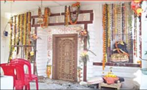 dalit temple entry
