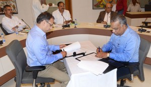 mou with irel