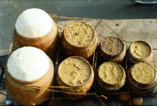 The falling water levels in the Ganga, Jamuna wells has deprived thousands of devotees of their Mahaprasad