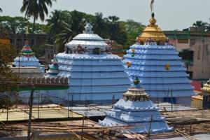 Maa Mangala temple at Kakatpur (Pic: Biswaranjan Mishra)