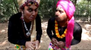 A Still from the film'Hoyto Kobitar Jonyo'